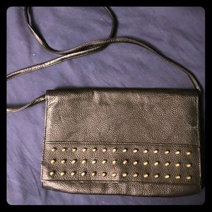 H&M clutch with shoulder strap